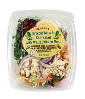 Trader Joe's salads contaminated with bacteria, cause listeriosis